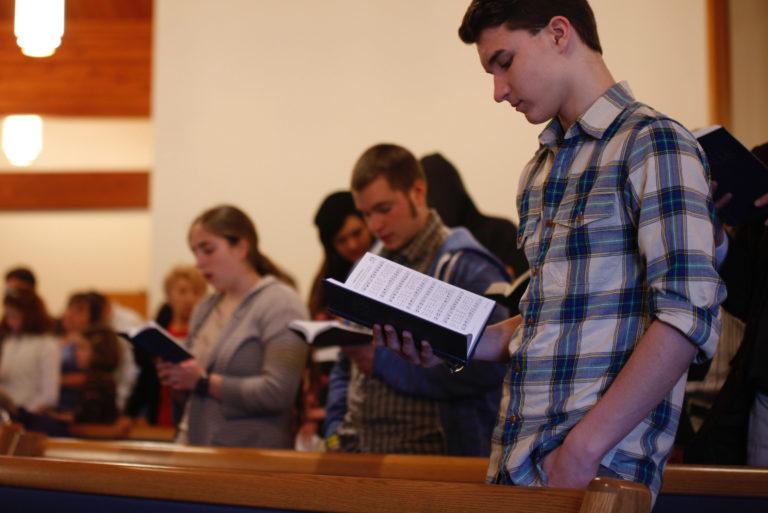 Singing Psalms